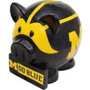 Forever Collectibles NCAA Large Piggy Bank NCAA Team