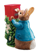 Beatrix Potter Peter Posting A Letter Money Bank