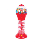 Rhode Island Novelty Spiral Fun Gumball Band, Red or Blue, 46cm