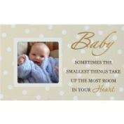 JAF Gifts Baby Story 3 x 3 Frame