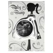 Baby Bump Sonogram Frame by Malden