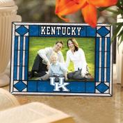 The Memory Company Col-ky-245 Kentucky Art Glass Horizontal Frame