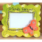 Unison Gifts, Inc Friends Forever Photo Frame with Butterfly