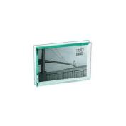 Sixtrees GT72146H 10cm . x 15cm . Emerald Cut Inward Horizontal