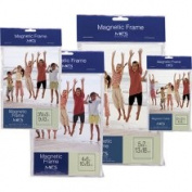 Magnetic Picture Frame, Set of 20