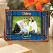 Florida Gators 4 x 6 Art Glass Picture Frame