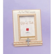 Russ Berrie Gifts of Faith Communion Frame Vertical