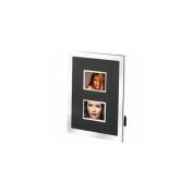 Natico Originals 60-BL223 Frame, 2 X 3 Dbl, Blk & Silver