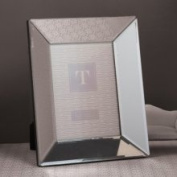 Two's Company Reflections Bevelled Mirror Photo Frame