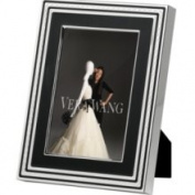 Vera Wang Picture Frame, with Love Noir 4 x 6