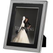 Vera Wang Picture Frame, with Love Noir 8 x 10