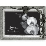 Michael Aram Black Orchid Frame - Silver - Size 4x6