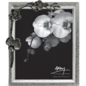 Michael Aram Black Orchid Frame - Silver - Size 8 x 10