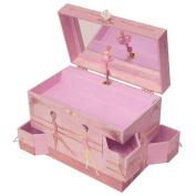 Enchantmints Ballet School Ballerina 20cm High Music Treasure Box