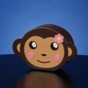 San Francisco Music Box Jing-A-Ling Monkey Bank