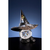 San Francisco Music Box The Wizard of oz Witch Hat Water Globe