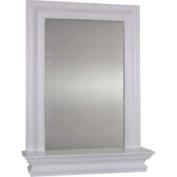 Elite 5660 Kingston Wall Mirror with Shelf