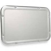 Bradley - SA05-000000 - Security Wall Mirror, 17 1/4 x 11 1/4, SS