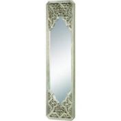 Bailey Street 6050379 90cm High Silver Mediaeval Mirror