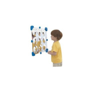 Children s Factory CF332-525 46cm Square Bubble Mini Mirror