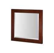 Xylem M-ESSENCE-24DW Essence 61cm Mirror Dark Walnut