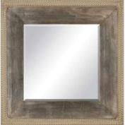 Paragon 8756 Contemporary Aged Silver Mirror