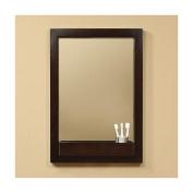 Decolav Haddington Haddington Collection Cherry Wall Mirror 9745-CW