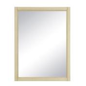 Decolav 9709-AWH Jordan 61cm Wall Mirror Antique White