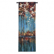 Fine Art Tapestries Mirror II Tapestry 6659-WH
