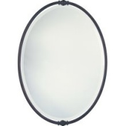 Murray Feiss MR1044ORB Boulevard Mirror in Oil Rubbed Bronze Finish