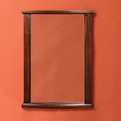 Decolav Olivia 61cm x 8.3cm x 81cm Framed Mirror Finish