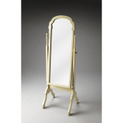Butler Specialty Company 1911222 Cottage White Cheval Mirror