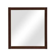 9712MMG Alexandra Wall Mirror in Mahogany