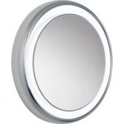 Tech Lighting 700BCTIGRS32S 9 Light Tigris Round Bathroom Mirror