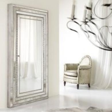 Hooker Furniture Glamour Floor Mirror - 638-50012