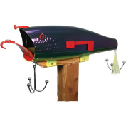 Rivers Edge Products Giant Lure Mailbox, Firetiger