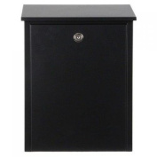 Qualarc Allux Wall Mounted Mailbox Colour