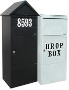 Qualarc Allux 800 Mail / Parcel Box Style