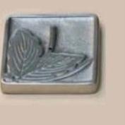 Incense Holder - Square Pewter Maroma 1 Holder