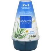 Renuzit Renew Adjustables Air Freshener, Super Odour Neutralizer, Pure Breeze - 220ml