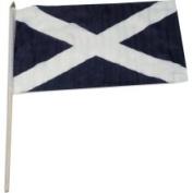 US Flag Store Scotland - St Andrews Cross - Flag 30cm x 46cm