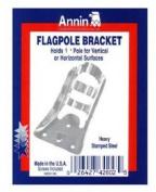 Annin Flagmakers 208 2.5cm Aluminium Flag Bracket