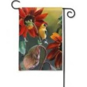 Magnet Works Sunseekers Garden Flag - MAIL35948