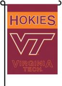 BSI PRODUCTS INC. Virginia Tech Hokies-2-Sided Garden Flag