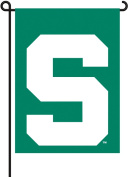 BSI Products 83029 Michigan State Spartans 13 x 17 Two Sided Garden
