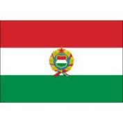 United States Flag Store Hungary Flag 0.61m x 0.91m Nylon Flag - Outdoor