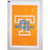 Tennessee Volunteers 71cm x 112cm Double Sided Applique Flag