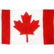 Eder 4594643 Canada 0.61m x 0.91m Nylon Flag Outdoor