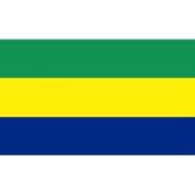 Eder Gabon 0.91m x 1.52m Nylon Flag - Outdoor