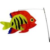 Swimming Fish 3D Windsock - Flame Fish